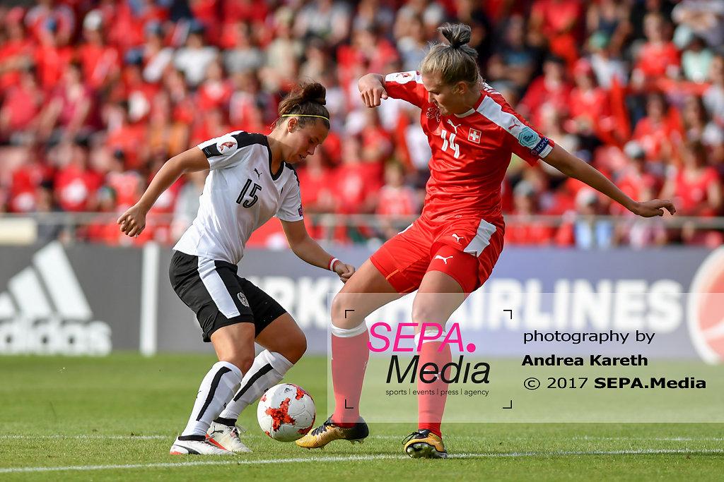 UEFA Womens Euro 2017 - Oesterreich vs Schweiz
