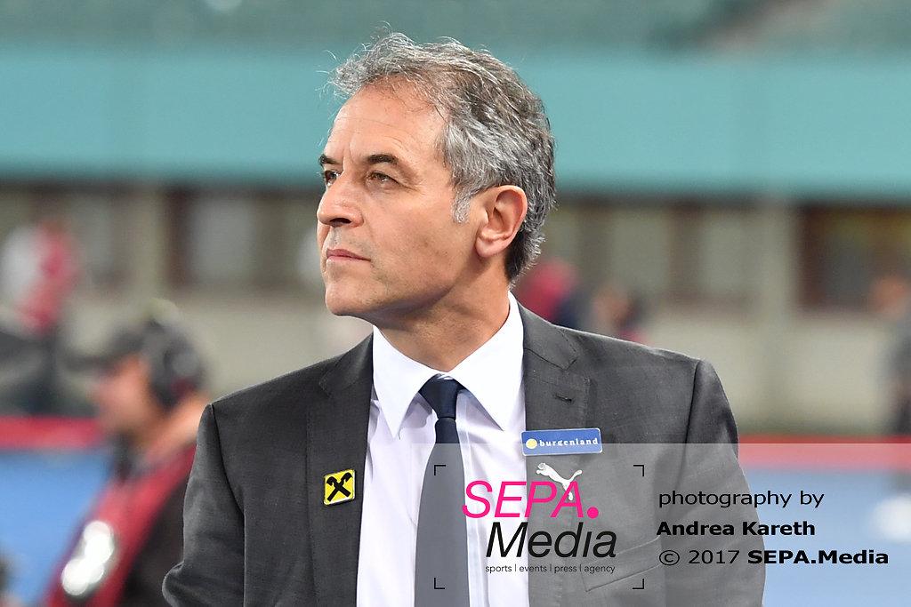 FIFA WM Qualifikation - Oesterreich vs Georgien