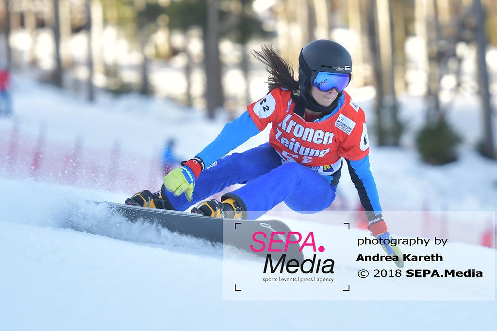 20180106 FIS Snowboard Weltcup - Lackenhof